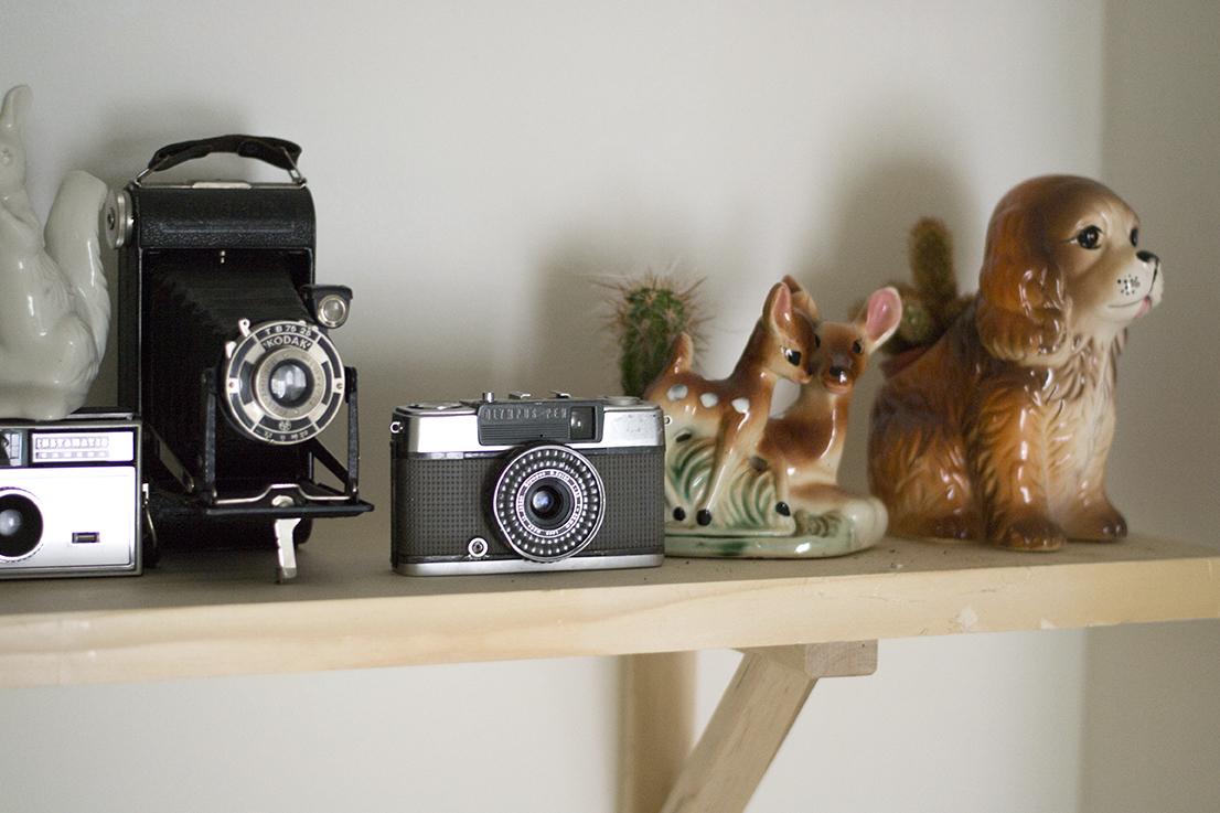 Camera's en beeldjes crop