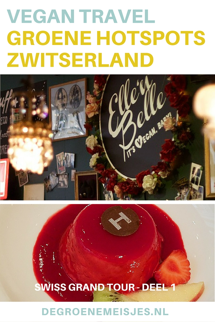 Swiss Grand Tour. Zwitserland, Zurich. Tips voor de leukste hotspots zoals een 100 procent vegan rock 'nd roll cafe. En Hiltl, het oudste vegetarische restaurant van Europa. Lees meer op de blog over onze trip