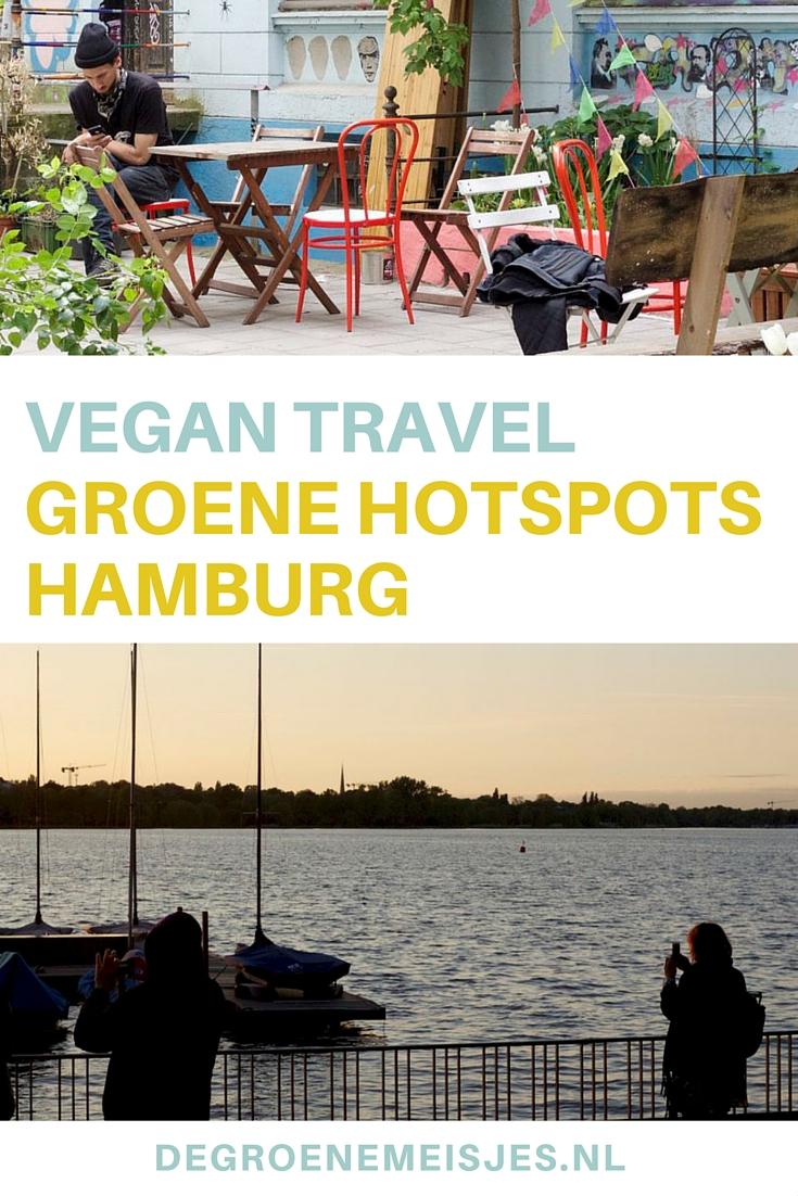Groene hotspots Hamburg - Duitsland. Ik heb de leukste adressen en tips voor je op een rijtje gezet.