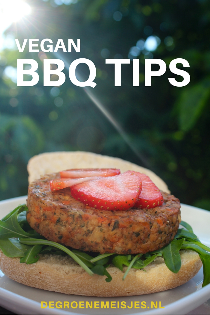 Geniet als vegan van een heerlijke BBQ. Dat die beslist niet saai hoeft te zijn laten we zien met onze kleurrijke tips.