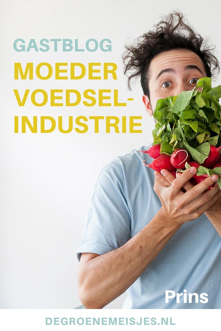 Moeder Voedselindustrie: Prins uit zijn frustratie.  Ben ij veganist, vegatariër, flexitariiër, onbewuste consument of ontkennende consument?