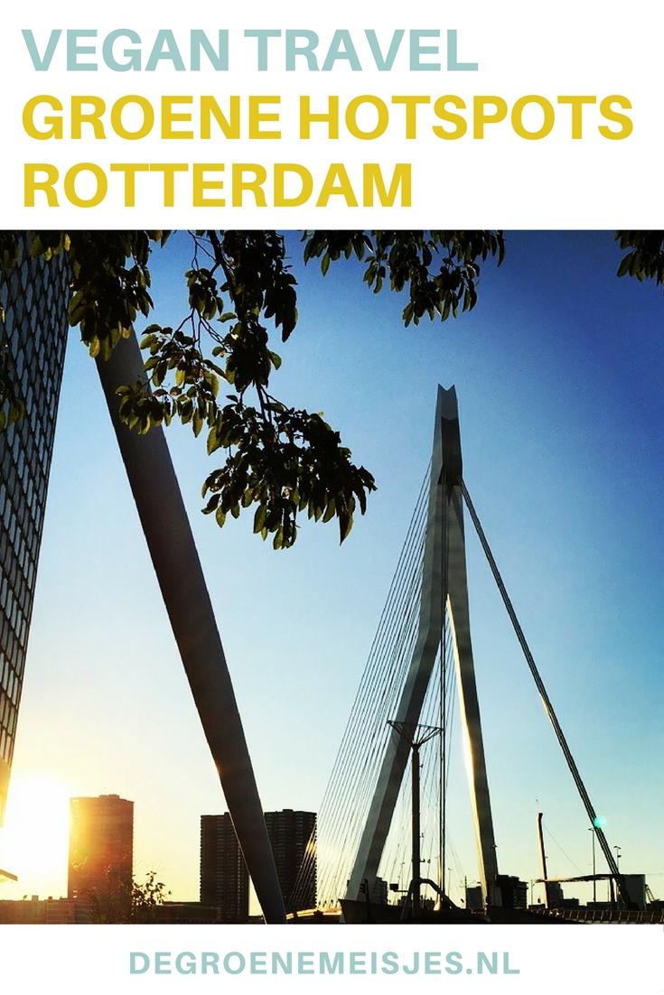 Mijn favoriete plekken in Rotterdam op een rijtje! Leuke adresjes en adressen voor ontbijt, lunch, diner, drinken en borrelen. Lees ze allemaal op de blog.