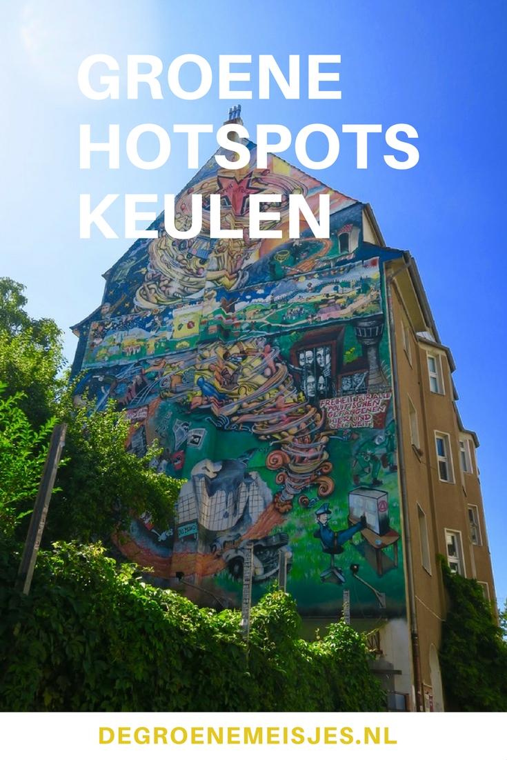 Ik bezocht Keulen (Duitsland) en verzamelde de leukste groene en vegan hotspots voor jullie! Lees de reistips in de blog