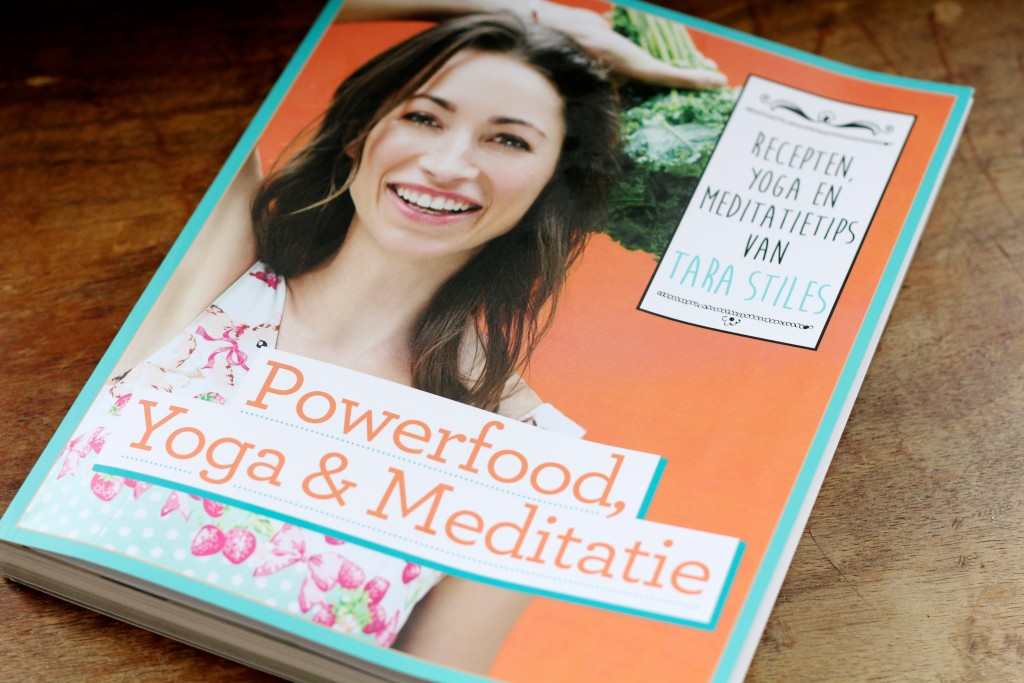 powerfood,yoga en meditatie