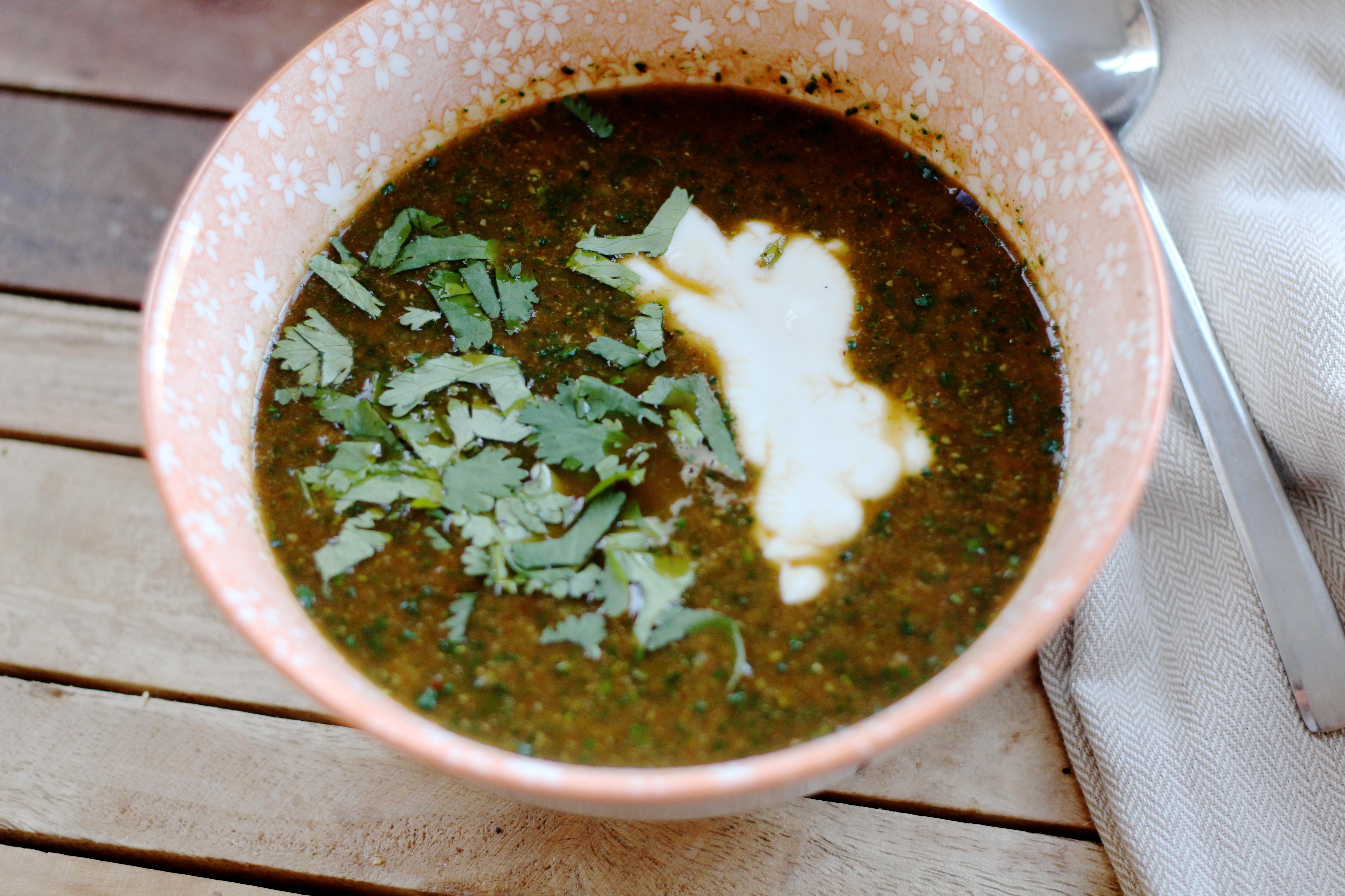 lekkere soep jamie oliver