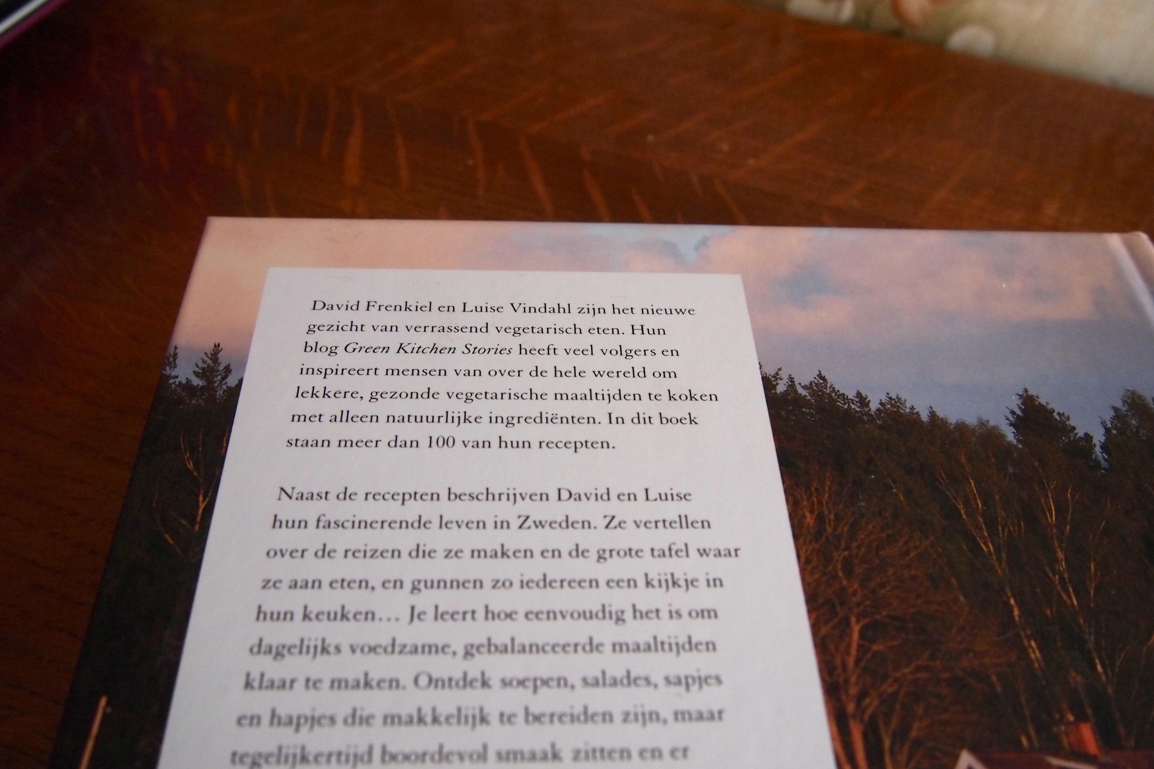 Green Kitchen Stories Book Review The Green Kitchen De Groene Meisjes