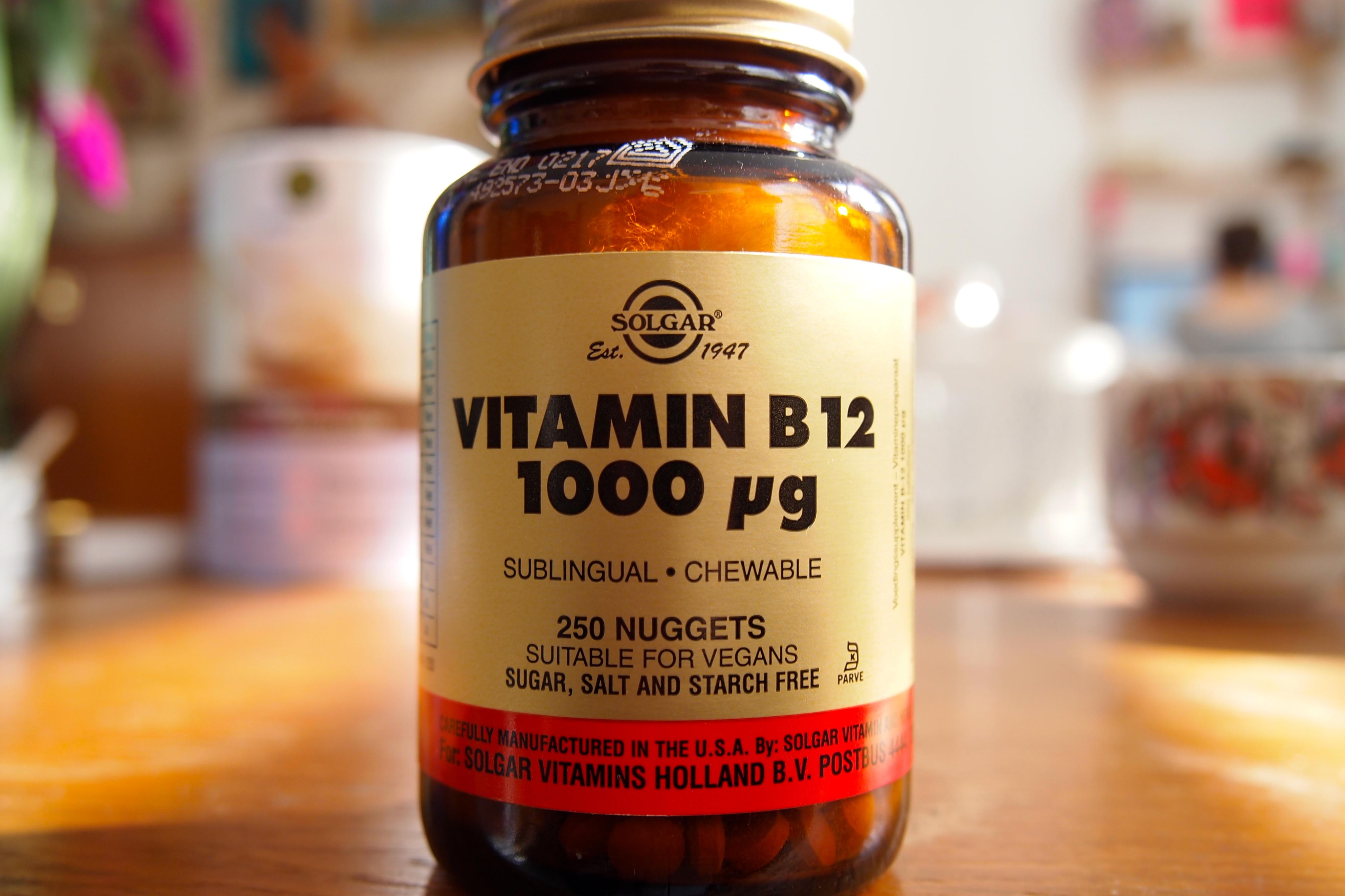 vitamine b goed voor
