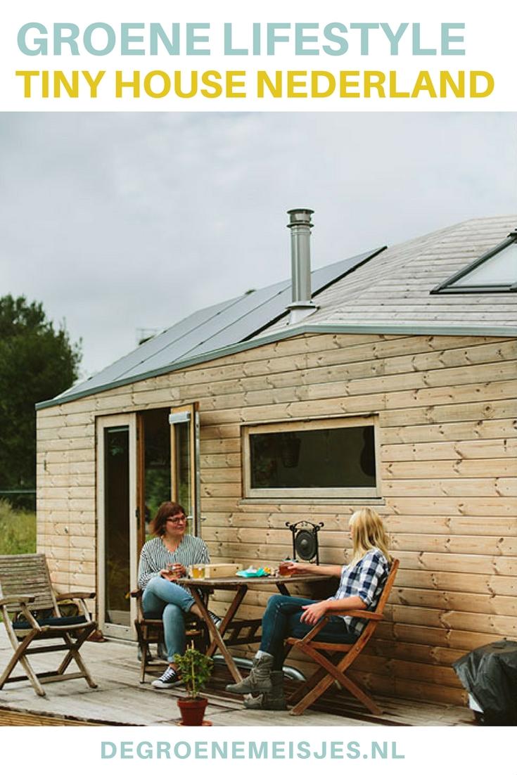 Zo wil ik wonen tiny house movement Nederland