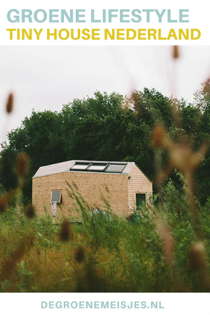 Lees meer over Marjolein in het klein en haar tiny house in Nederland. Zo wil ik wonen.