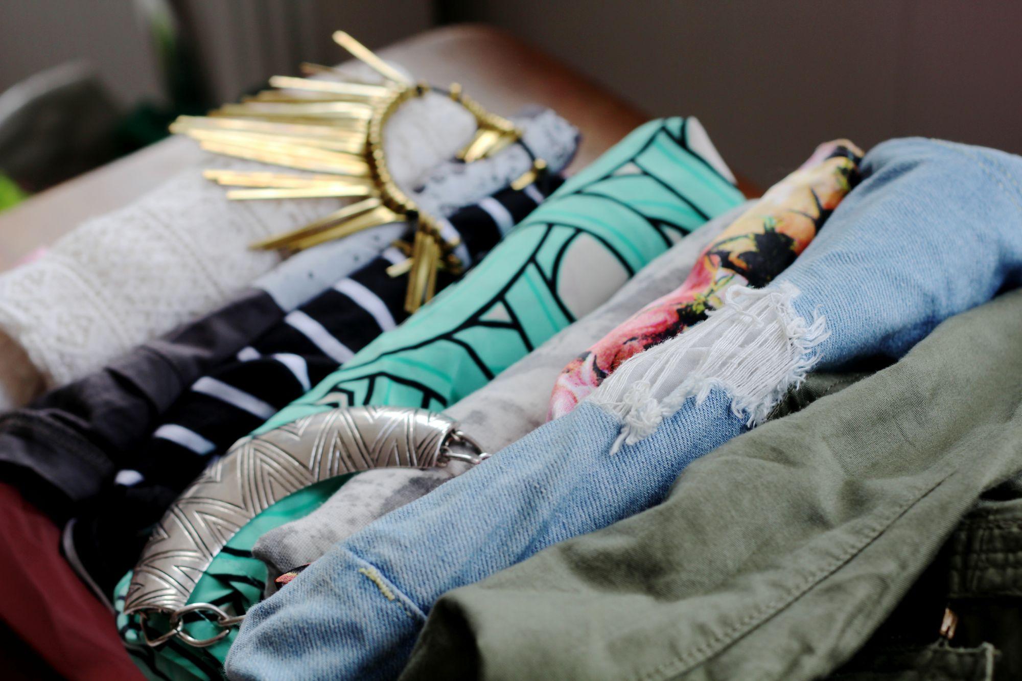 Nieuwe Garderobe Samenstellen.Hoe Stel Je Een Basisgarderobe Samen De Groene Meisjes