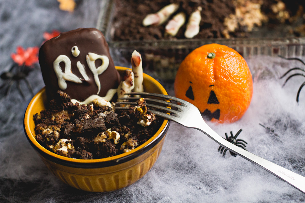 Uit Eten Met Halloween.Vegan Halloween De Groene Meisjes