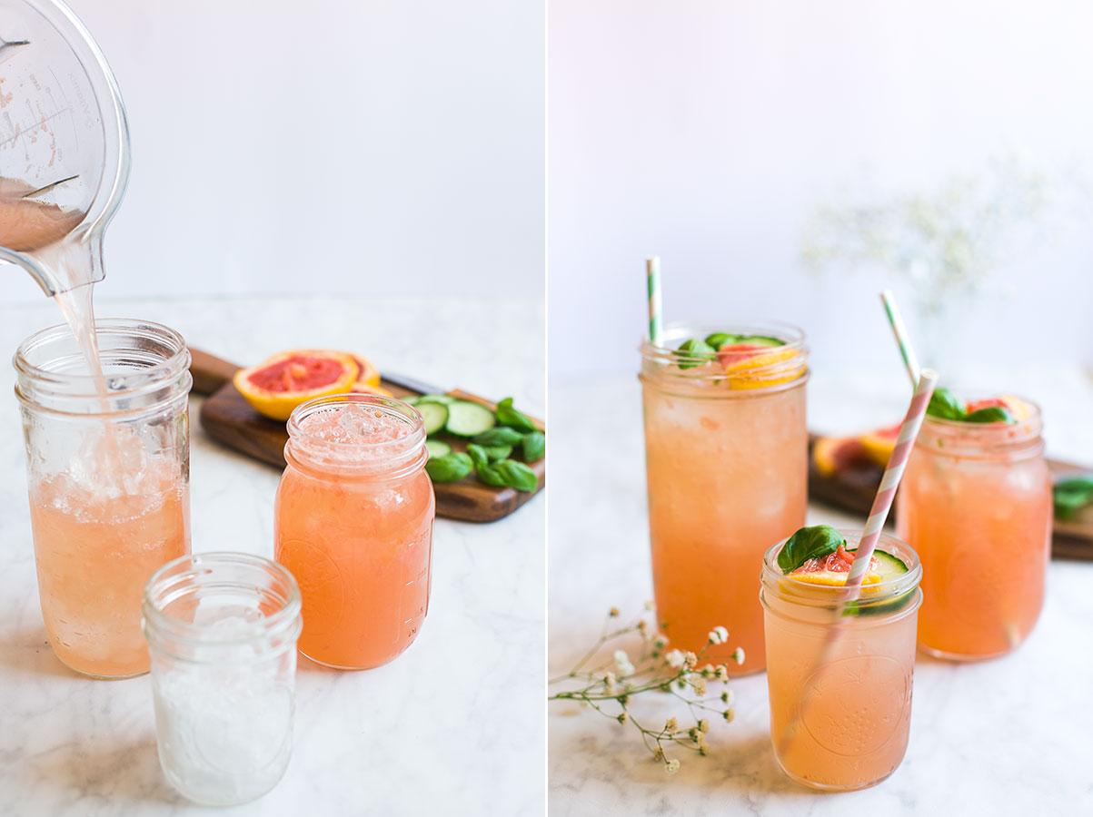 verkoelende drankjes