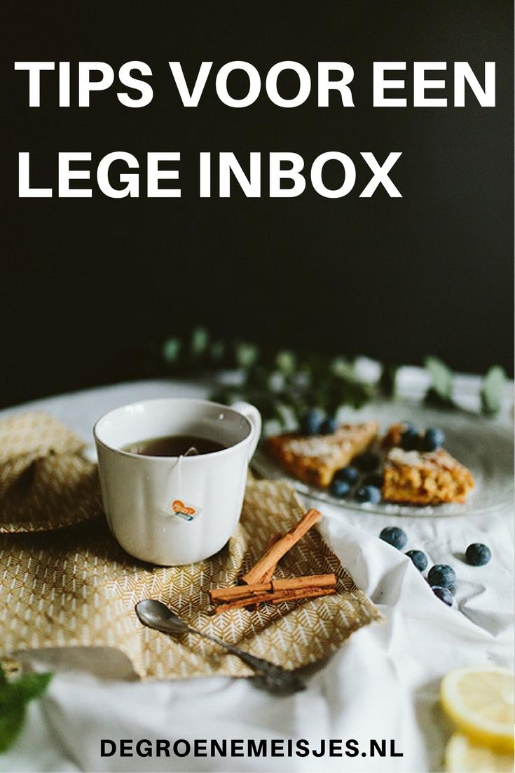Mijn mailbox is altijd een chaos geweest. Het geeft me het gevoel dat er niet tegenaan te werken is en dat ik nooit écht up-to-date ben. En dat is ook zo. Een lege inbox is een leeg hoofd. Wordt baas over je inbox met deze tips.