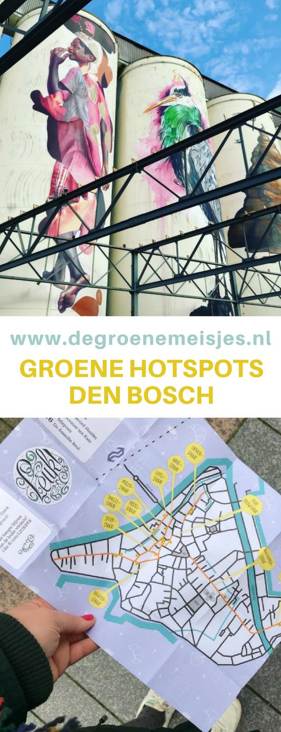 Groene hotspots en tips voor een dagje uit of een weekendje weg in Den Bosch #weekendjeweg